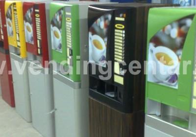 Вендинг Център извършва продажби и сервиз на кафе автомати.