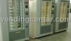 Автомати за пакетирани стоки, автомати за пакетирани изделия и закуски от Вендинг Център.
