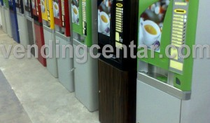 Zanussi Brio - Зануси Брио вендинг кафе автомати от Вендинг Център.