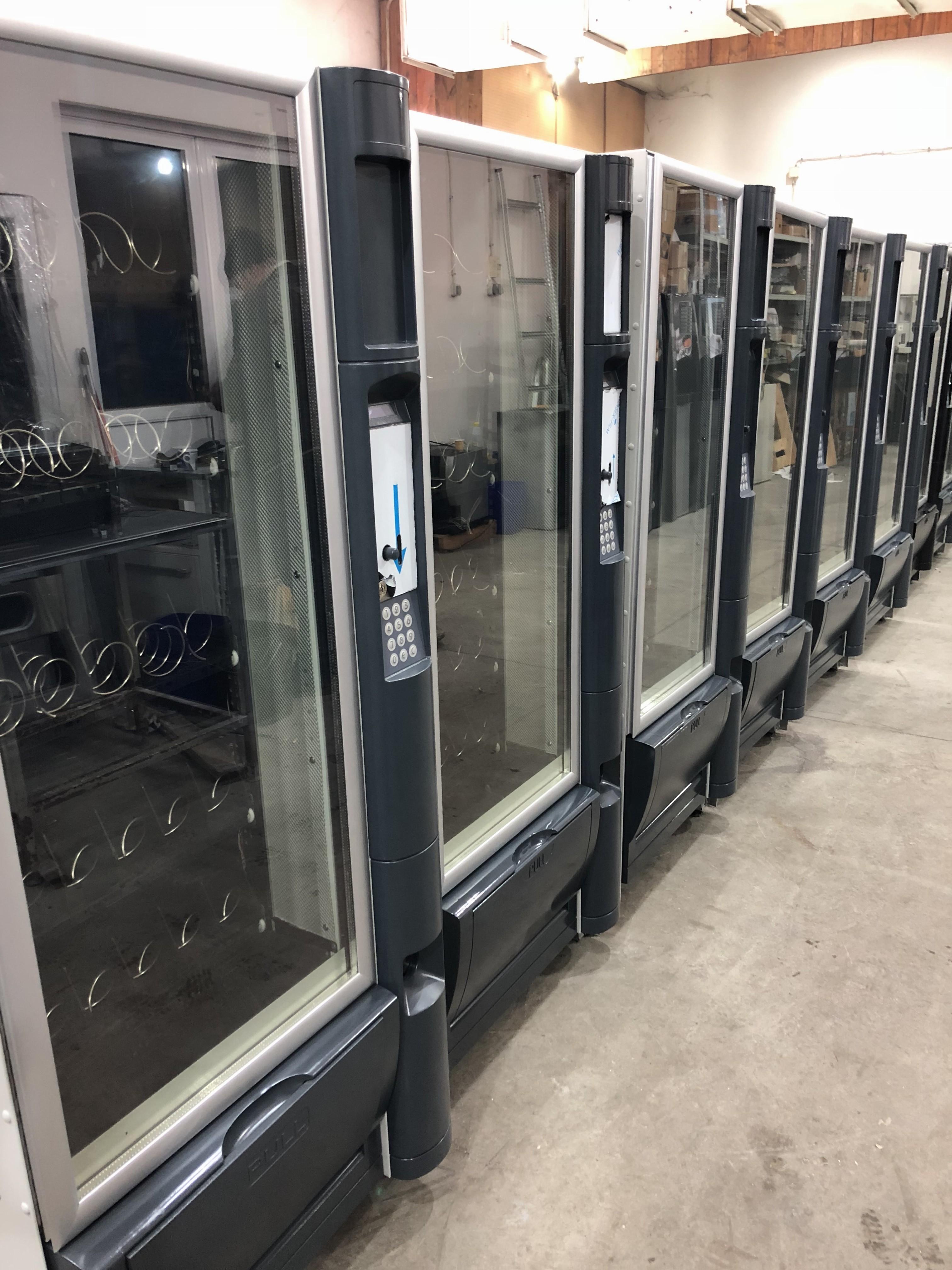 Автомати за студени напитки от Вендинг Център.