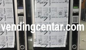 Автомат за закуски Некта Сфера е един прекрасен вендинг автомат втора употрба.