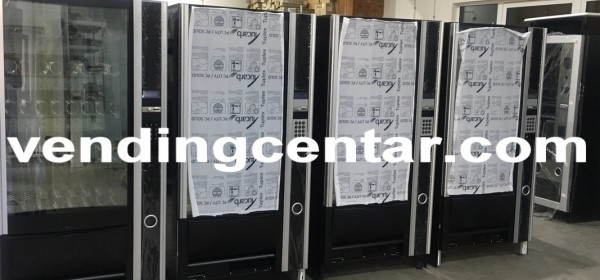 Некта Сфера автомат за закуски и пакетирани храни