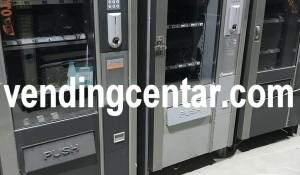 Автомати за пакетирани стоки и изделия Бианки вега 800