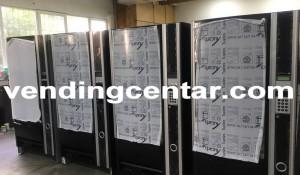 Автомат за пакетирани закуски Некта Сфера - Necta Sfera.