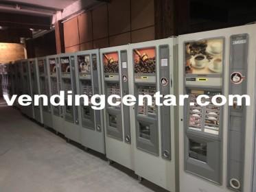 Употребявани кафе автомати Некта Спацио продавам