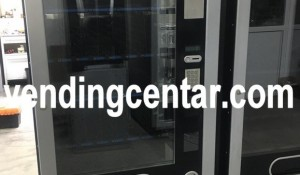 Автомат за пакетирани изделия и пакетирани храни Фас.