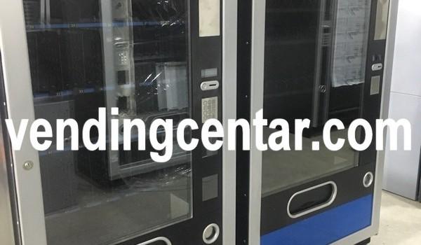 Хладилен автомат за пакетирани продукти и изделия Фас 1000.