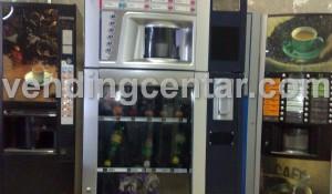 Комби автомат за кафе Саеко.