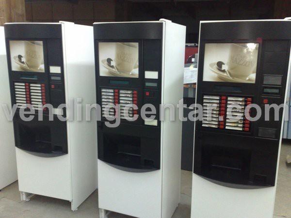 Кафе автомати втора ръка Реа вендорс.