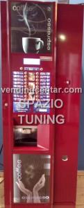 Ние от Вендинг Център извършваме доставка и сервиз на Зануси Спацио Тунинг - SPAZIO DOOR TUNING в цялата страна.