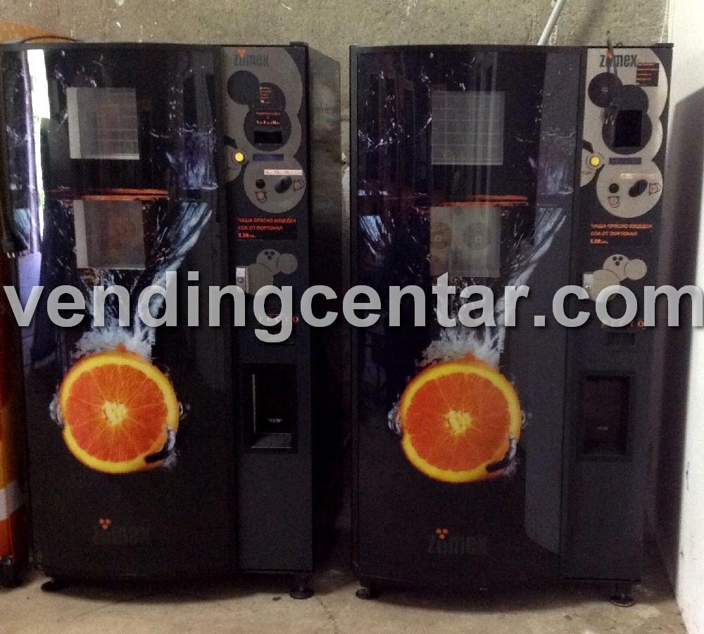 Автомати за фреш сок Зумекс – Zumex