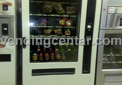 Автомати за закуски и храни Фас - Fas от Вендинг Център. Продажба на автомати за закуски и храни втора ръка ( втора употреба ).