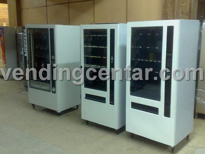 Автомати закуски и храни от Вендинг Център. Продажба на автомати пакетирани закуски и храни втора ръка ( втора употреба ).