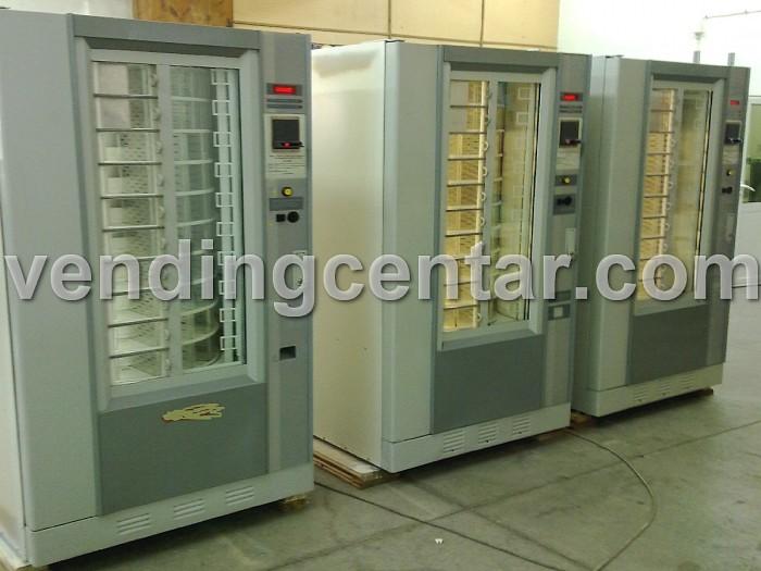 Автомати пакетирани стоки, автомати пакетирани изделия и закуски от Вендинг Център.