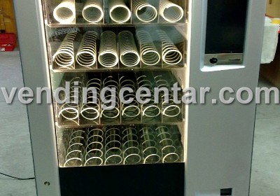Джи Пи Е - GPE автомати за закуски от Вендинг Център. Автомати за пакетирани закуски продам на изгодни цени.