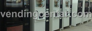 Реа Вендорс вендинг кафе автомати
