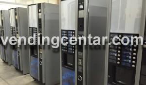 Вендинг автомати втора употреба Некта Кико Макс