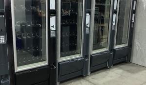 некта евока автомати за закуски