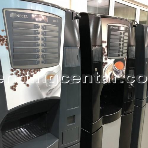 кафе автомати Некта Брио 3