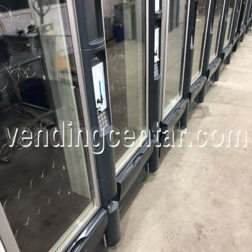 Хладилни вендинг автомати цени: 2600 лв
